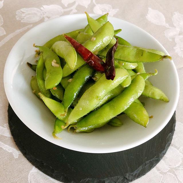 エスニック枝豆